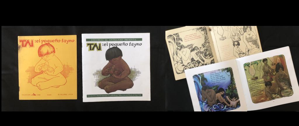 Tai: el pequeño tayno / Un día de servicio